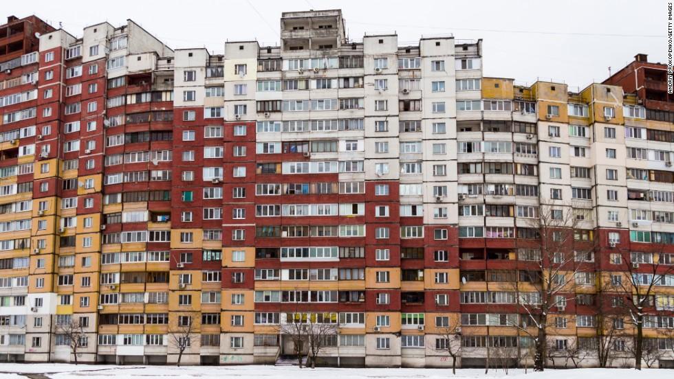 <strong>Kiev, Ukraine:</strong> $3,443
