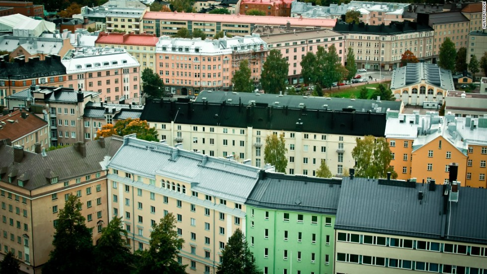 Regularly named one of the world's best cities to live in, Helsinki is ruined only by the sound of tourists grumbling about their hotel bills.
