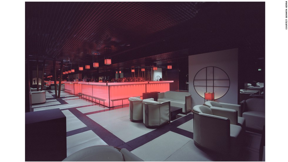 Located in the Fashion Quadrangle, where houses for all the top brands are located, Armani Privé is one of the most elite clubs in Milan, according to our expert panel.