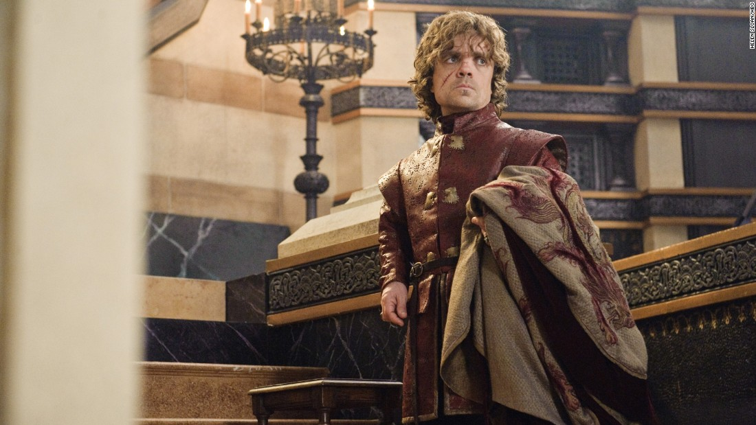 """<strong>Outstanding Supporting Actor in a Drama Series:</strong> Peter Dinklage, """"Game of Thrones"""""""