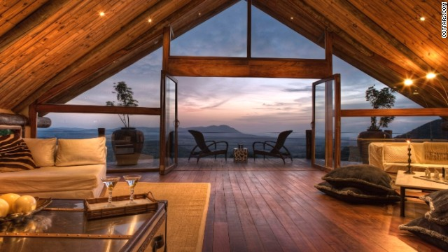 "Cottars harks back to a ""golden age"" of safari."