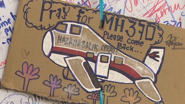 Hope unites MH370 families
