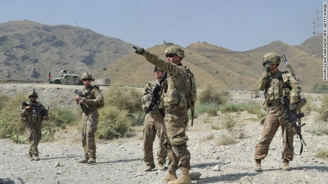 NATO: Forces will stay in Afghanistan