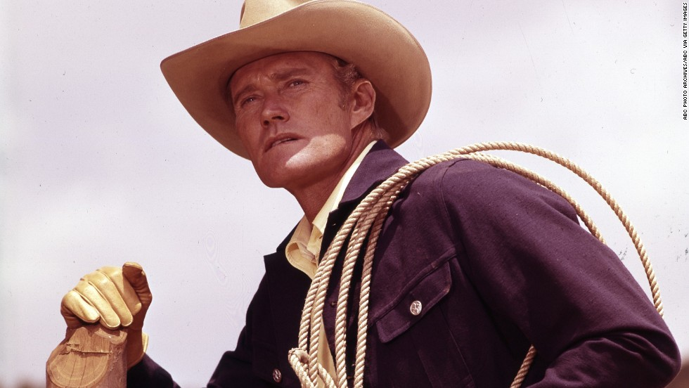 "Chuck Connors is one of just a handful of people to play in both the NBA and in Major League Baseball. But the NBA wasn't a big-time attraction in the '40s, and Connors hit a mediocre .238 for two MLB teams in the '50s. So he turned to acting -- and became the star of ""The Rifleman."""