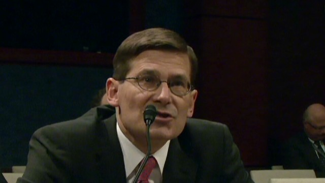 Gowdy: Morell didn't tell the truth