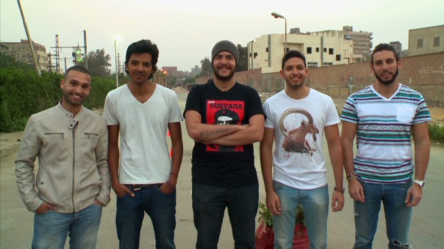 The soundtrack to Egypt's revolution