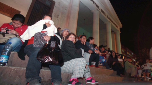 Death toll low in Chilean quake