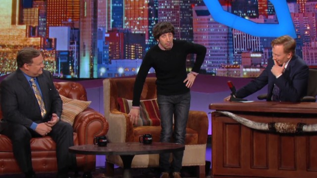 'Big Bang' star does a spot-on Pacino