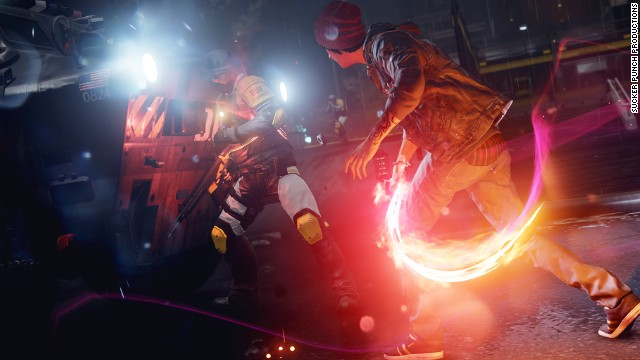 "In ""inFamous: Second Son,"" available for PlayStation 4, enhanced humans use their powers for both good and evil."