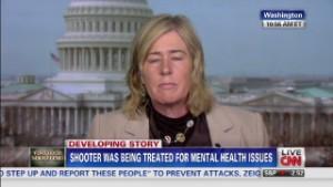 Mental illness and shootings