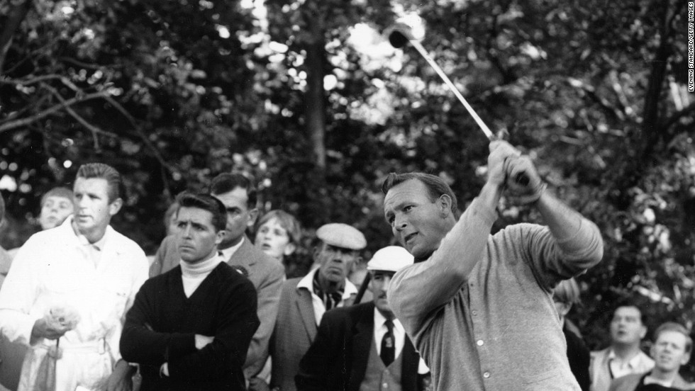 Image result for arnold palmer death