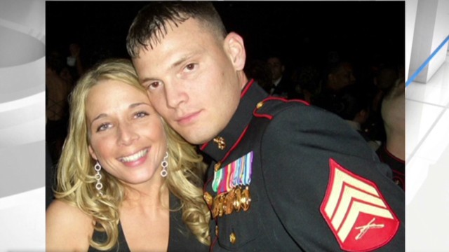 Marine: I would've been a PTSD statistic