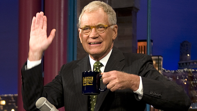 David Letterman's Top 10 Moments
