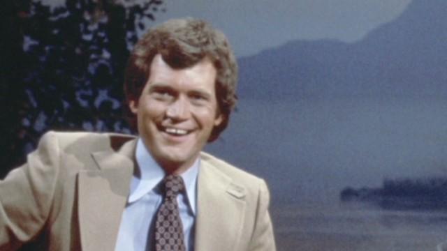 David Letterman: 'I am retiring'