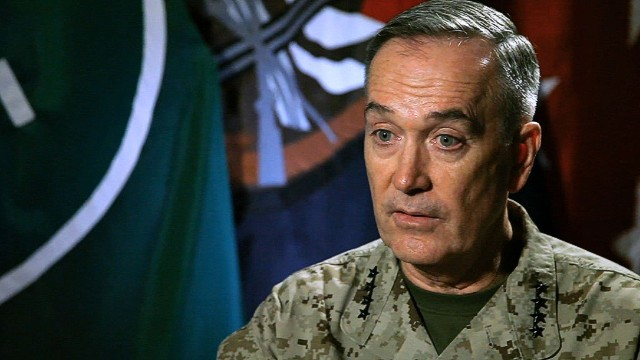 Dunford: Afghanistan on path to stability