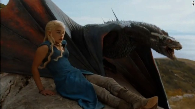 "Daenerys Targaryen's warrior queen has been criticized for being a ""white savior."""