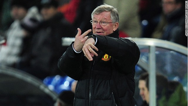 Alex Ferguson was an assiduous clock watcher on the touchline. Will his students at Harvard catch the bug?