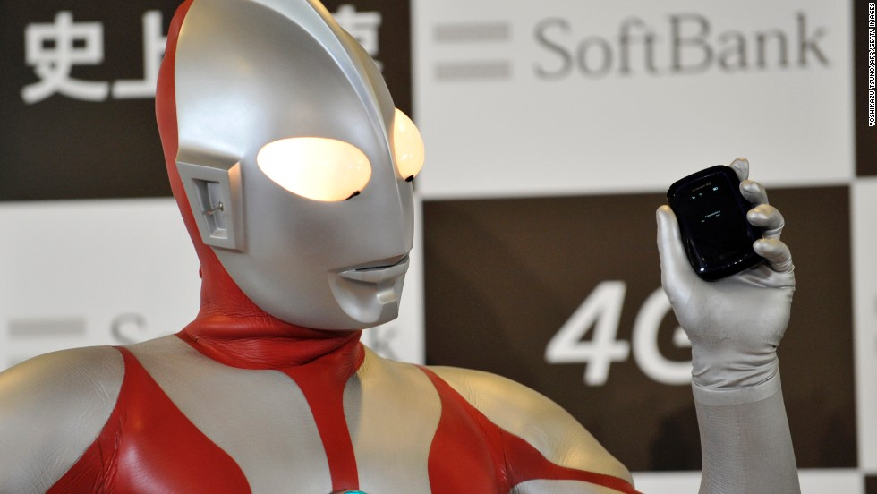Listen to Ultraman here: In Japan, these handy little gadgets are the best way to stay connected, allowing multiple devices unlimited, un-throttled data at the same time while allowing local calls via Internet calling apps.