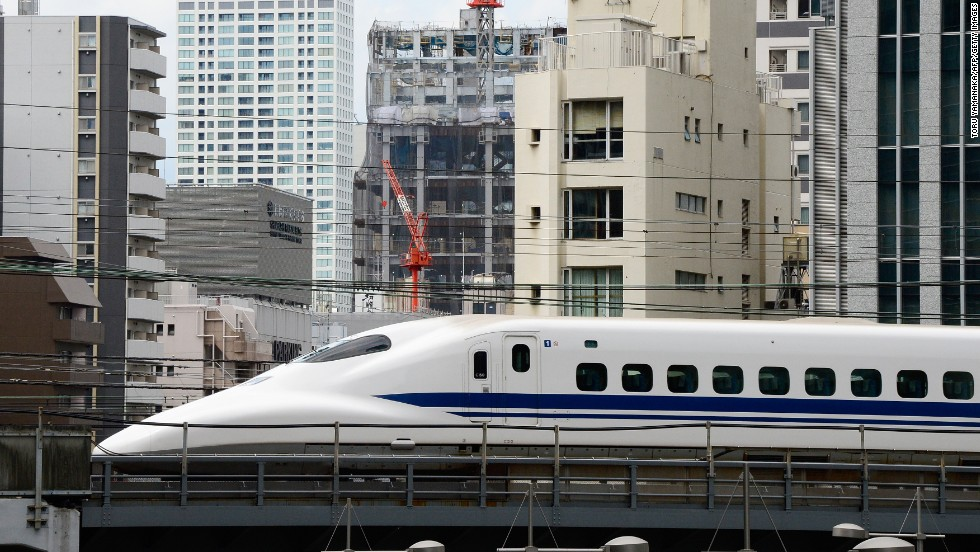 The flat-rate, foreigner-only Japan Rail Pass can be used throughout the extensive JR train network and save a lot of money for travel by train. They must be reserved outside of Japan.