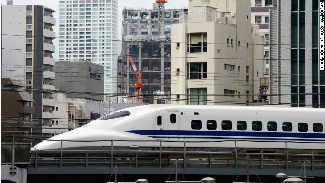 A Japan Rail Pass can save a lot of money, but must be booked outside of Japan.