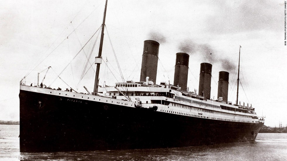 "Among better-known modern searches is the one for the Titanic, the supposedly ""unsinkable"" luxury ocean liner that sank in  the Atlantic after it hit an iceberg in 1912. It seemed forever lost in the deep until its wreckage was finally found in 1985."