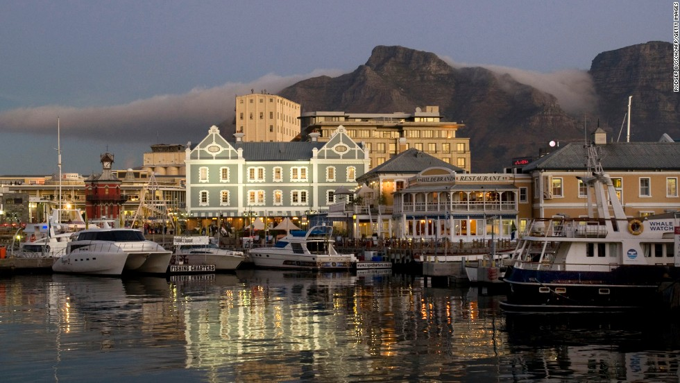 Cape Town dropped three spots to No. 19.