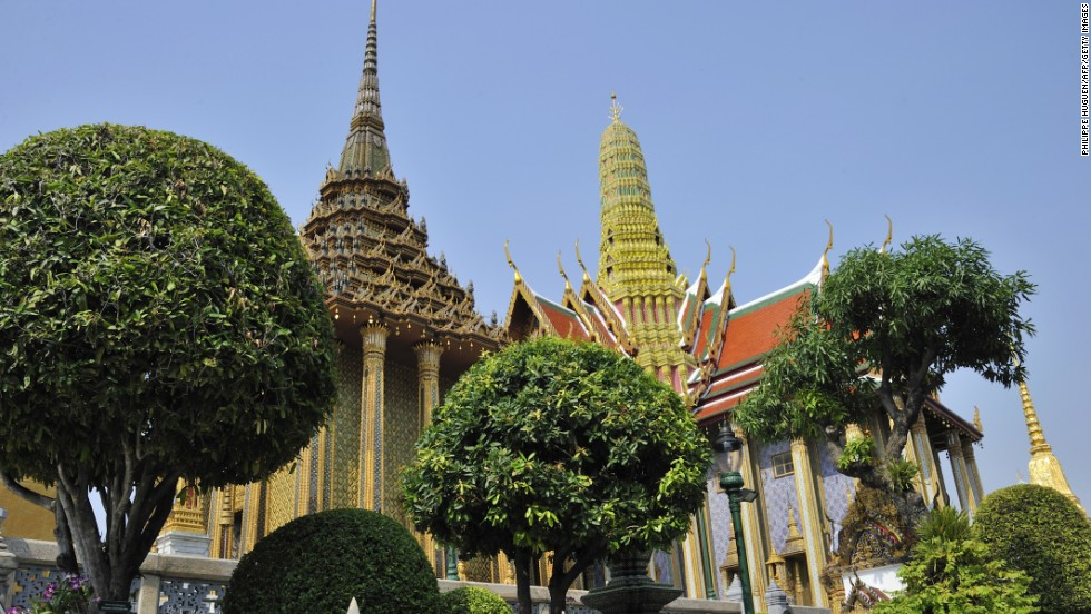 Bangkok dropped seven spots to No. 20. Click the double arrow to continue the gallery.