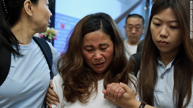 Timeline: Flight 370 twists and turns