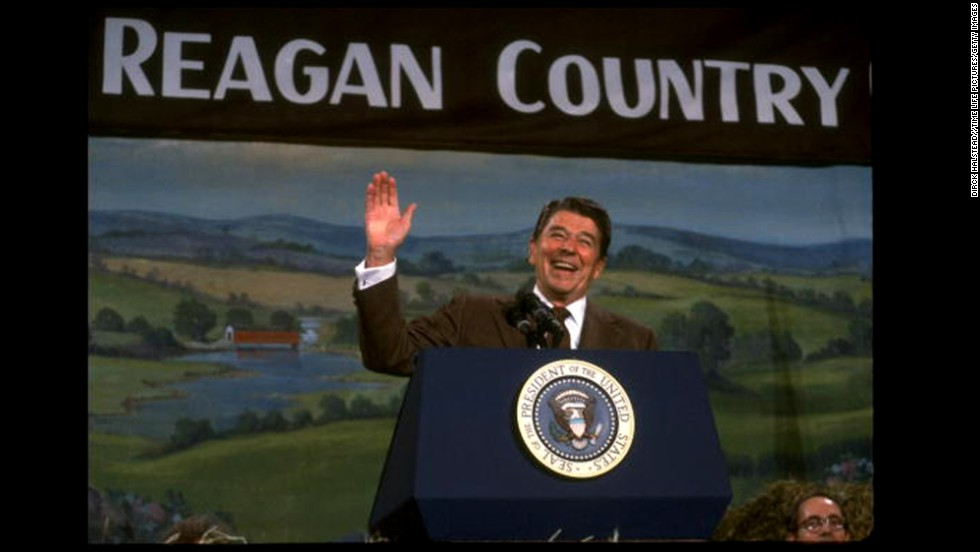 "Post-1979 has been called the ""Great Divergence."" Some say that President Ronald Reagan's policy of supply-side economics, which reduced taxes for the rich, was a contributing factor."