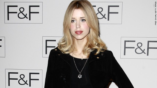 A look back at the life of Peaches Geldof