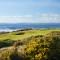 Golf Bucket List - Royal Porthcawl approach to 1st green