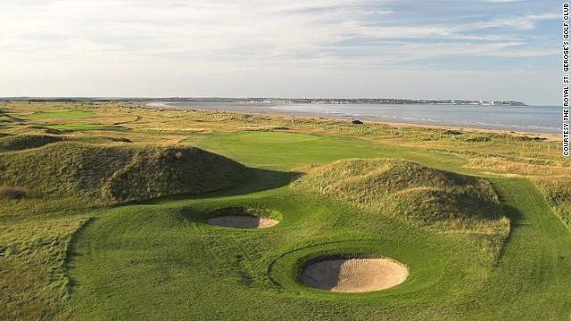 Also the setting for James Bond's golf match against Goldfinger.