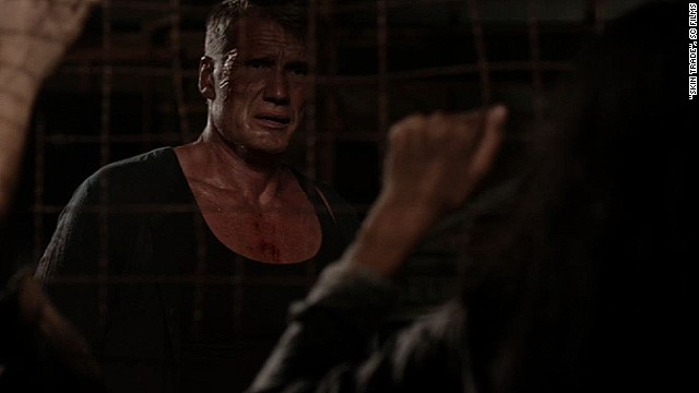 Dolph Lundgren taking on 'Skin Trade'