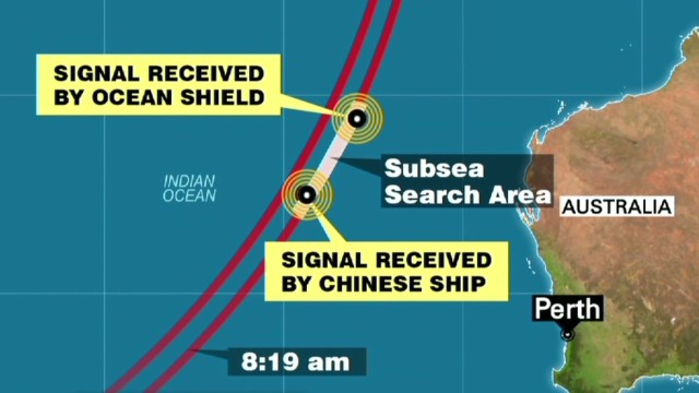 Up to 14 planes in search for Flight 370