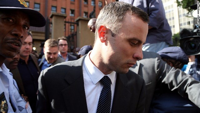 Pistorius: 'She wasn't breathing'