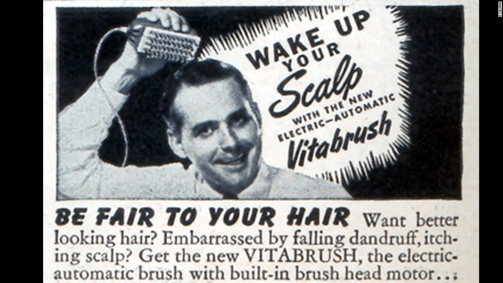 The Vitabrush