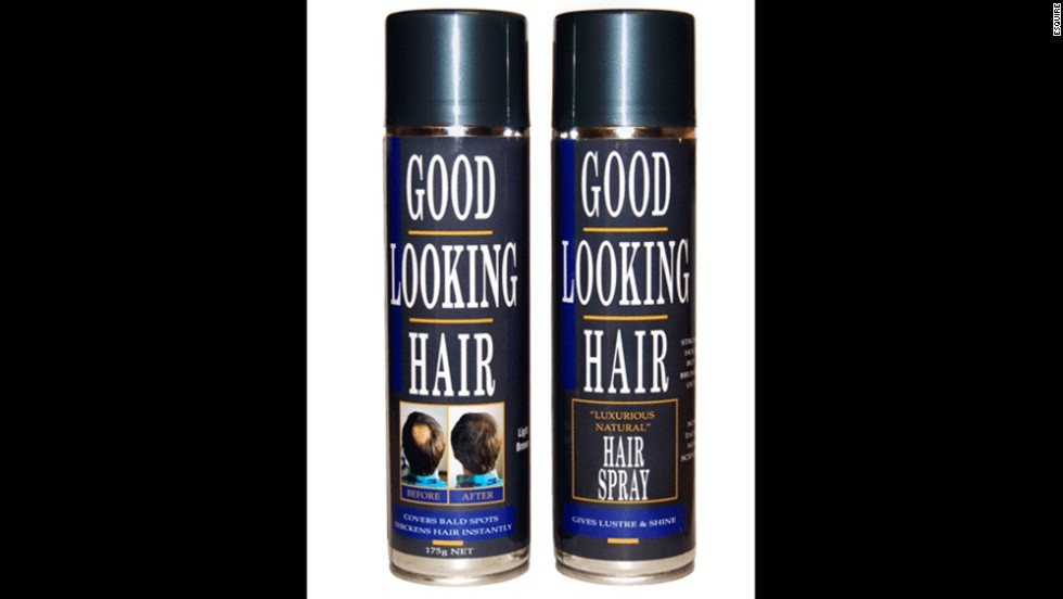 Good Looking Hair spray