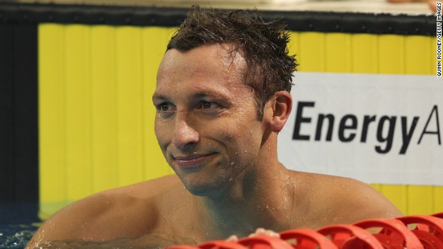 Ian Thorpe is ill from post-surgery infections and might not ever swim competitively again, his manager says.