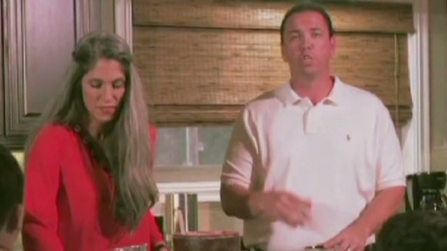 Husband: Congressman 'wrecked my life'