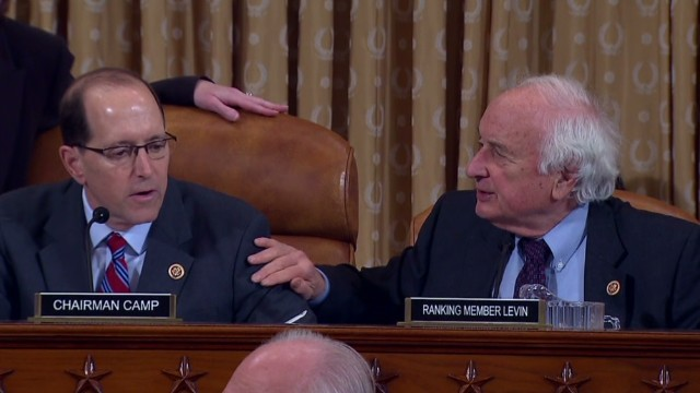 Congressman told to 'just chill out'