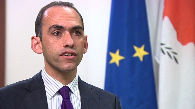 Cyprus FM: Economy is still weak