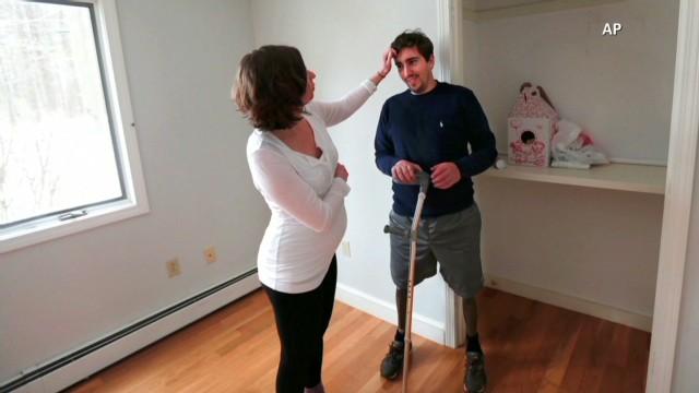 Boston survivors: Struggle made us stronger