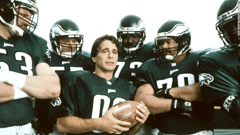 """The Garbage Picking Field Goal Kicking Philadelphia Phenomenon"" (1998): Tony Danza as the WHAT???"