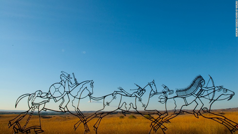 "One of the most famous battles in U.S. history is remembered at the <a href=""http://www.nps.gov/libi/index.htm"" target=""_blank"">Little Bighorn Battlefield National Monument</a>, where the Sioux and Cheyenne famously defeated the U.S. Army's 7th Cavalry."