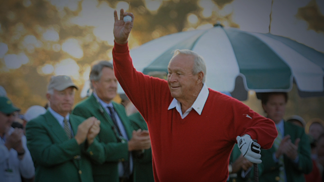 Arnold Palmer on the next Tiger