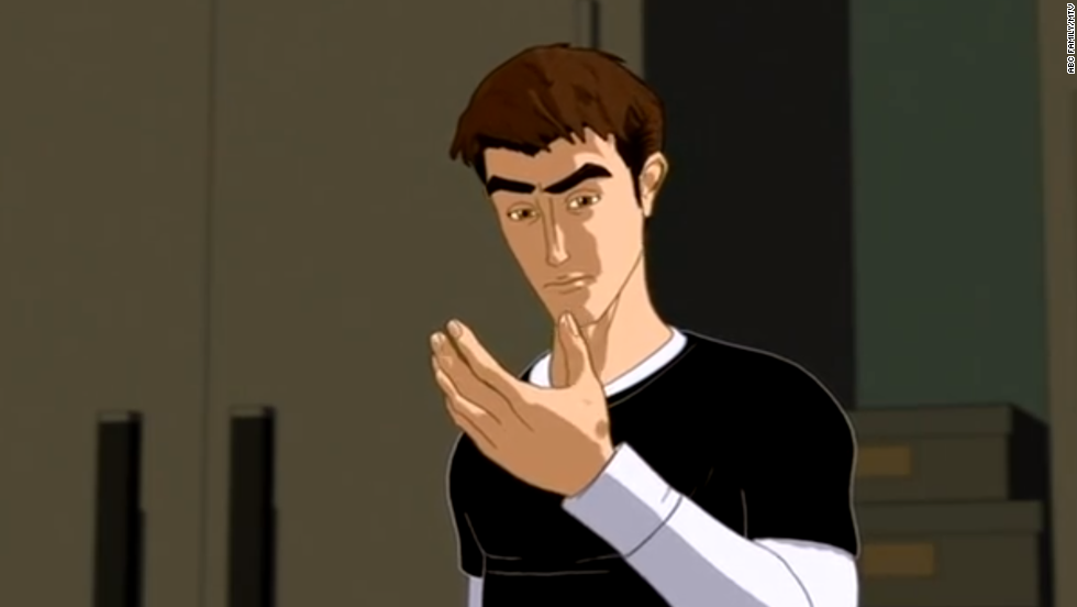 "Like a lot of actors in Hollywood these days, Harris can claim having a heroic alter-ego. In 2003, he returned to voice work as Peter Parker in the animated ""Spider-Man"" series."