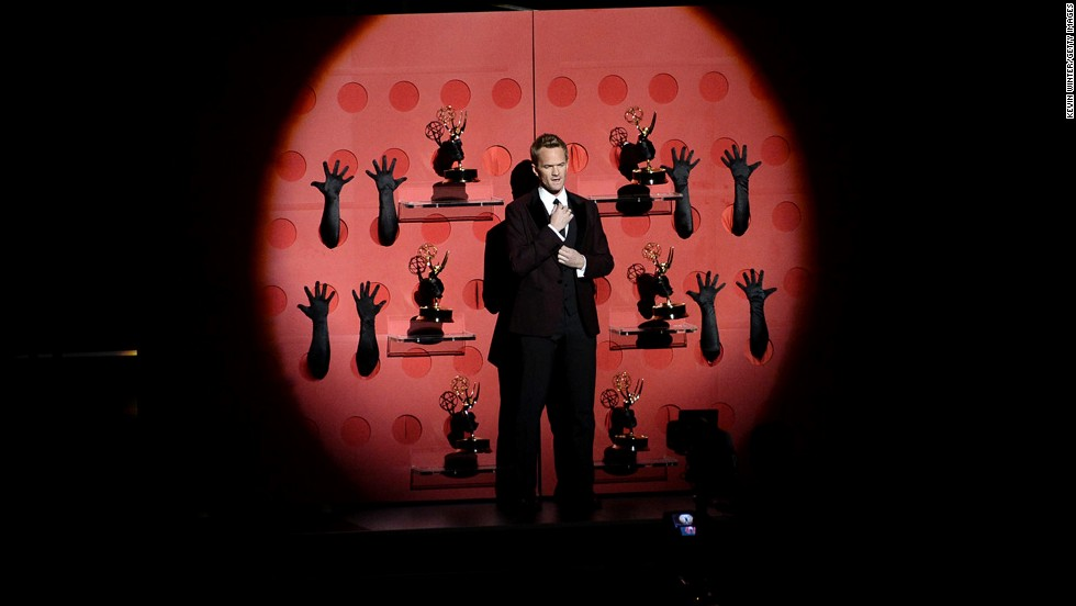 In 2013, on the heels of his grand success hosting the Tony Awards, Harris brought his hosting skills to the Primetime Emmys. He wasn't as winning as he'd been in prior years, but just landing the job shows how far Harris has come as a multitalent.