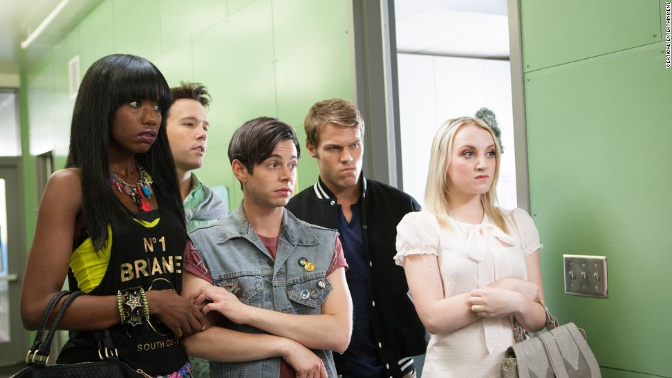 """The 2013 independent film """"G.B.F."""" is also known as """"Gay Best Friend.""""  The comedy shows what happens when the most popular girls in school link up with a recently outed classmate."""