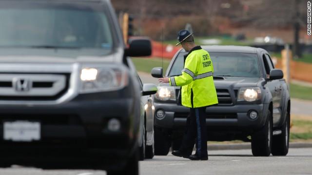 Cop: Elderly shooting suspect in custody