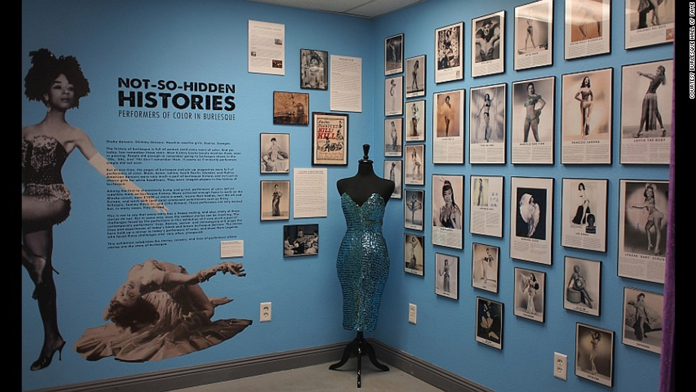 The city has plenty of unique-to-Vegas museums. The Burlesque Hall of Fame is one of them.